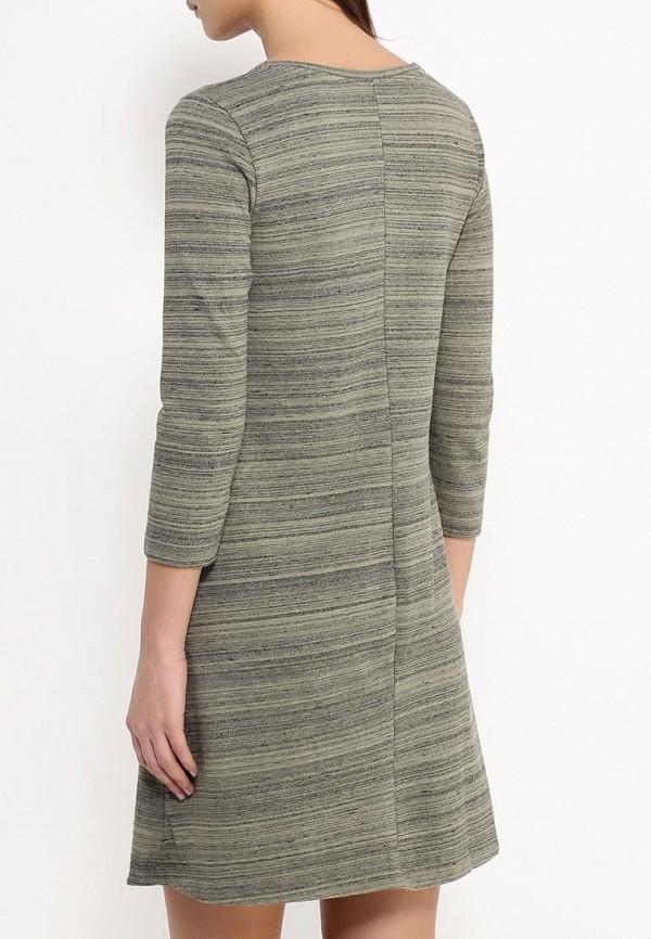 Платье-миди Benetton (Бенеттон) 3S1QV1A06: изображение 4