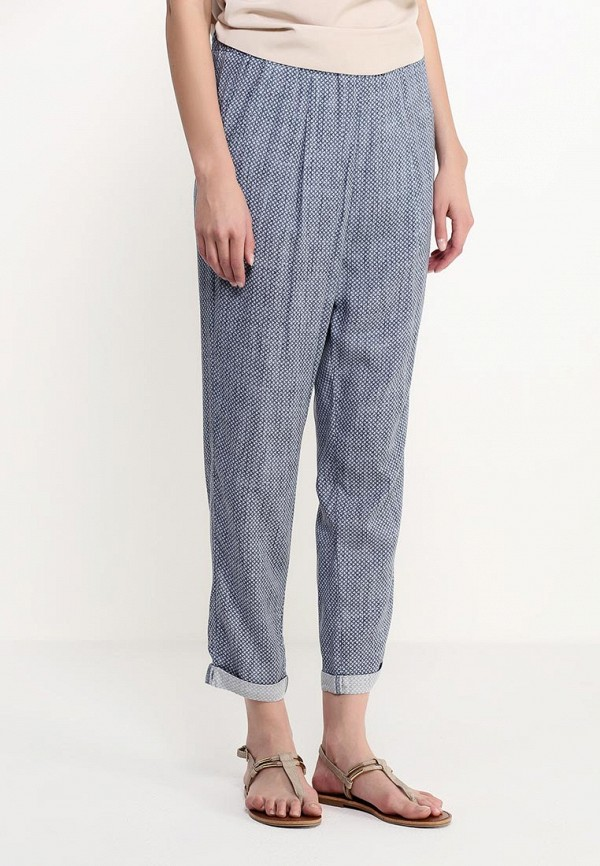 Женские повседневные брюки Benetton (Бенеттон) 4A6ES51O5: изображение 3