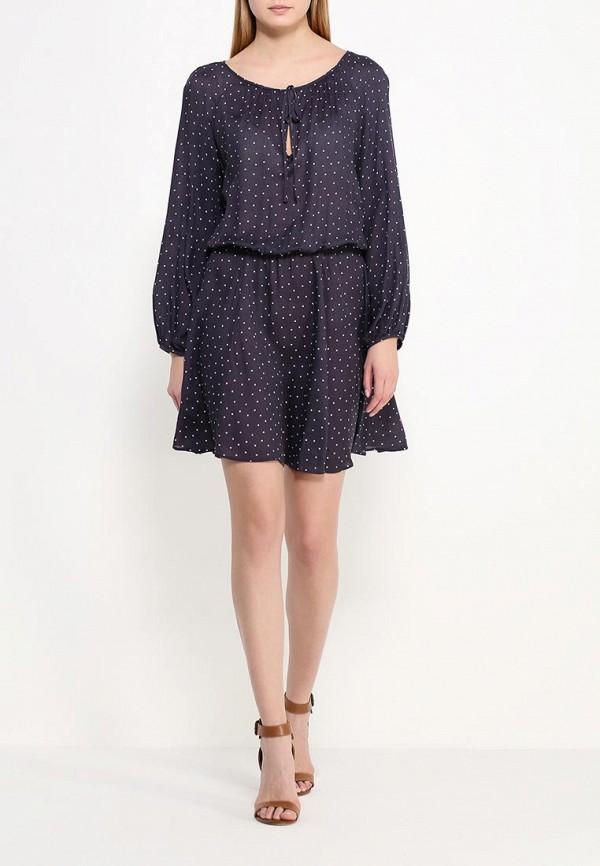 Платье-миди Benetton (Бенеттон) 4A6MSV6S5: изображение 2