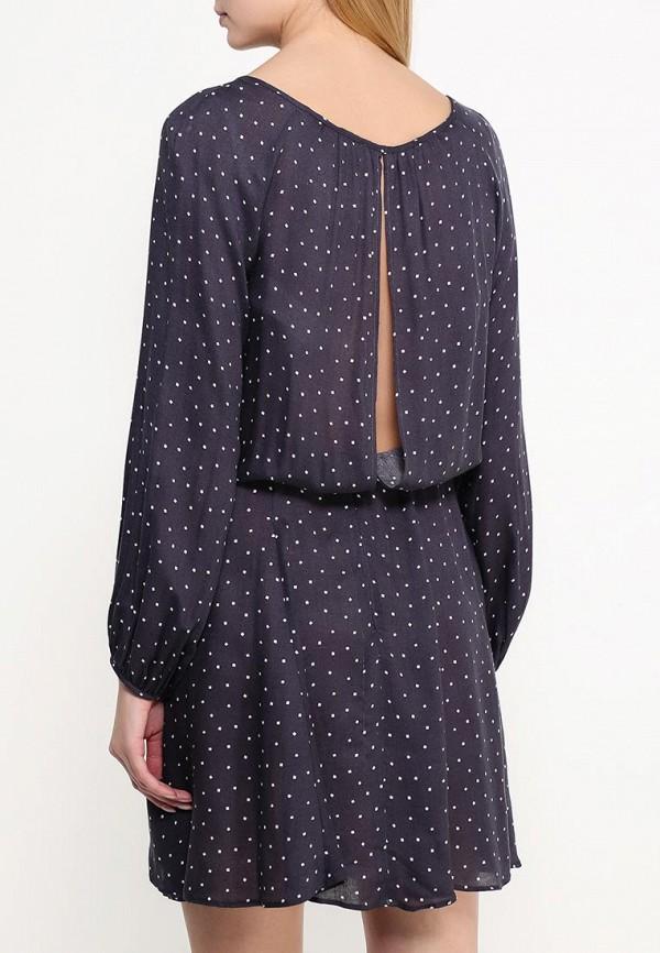 Платье-миди Benetton (Бенеттон) 4A6MSV6S5: изображение 4