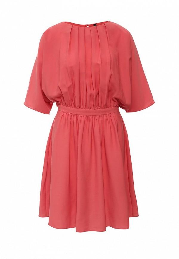 Платье-миди Benetton (Бенеттон) 4TU75V1Z3: изображение 1