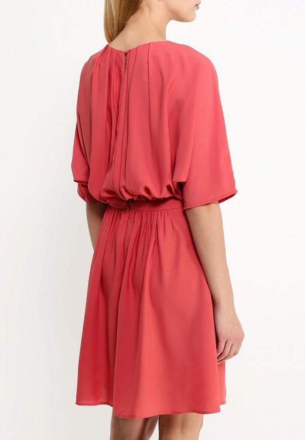 Платье-миди Benetton (Бенеттон) 4TU75V1Z3: изображение 5