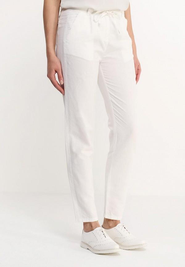 Женские зауженные брюки Benetton (Бенеттон) 4TO155244: изображение 3