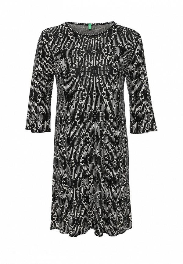 Платье-миди Benetton (Бенеттон) 1048V1802: изображение 1