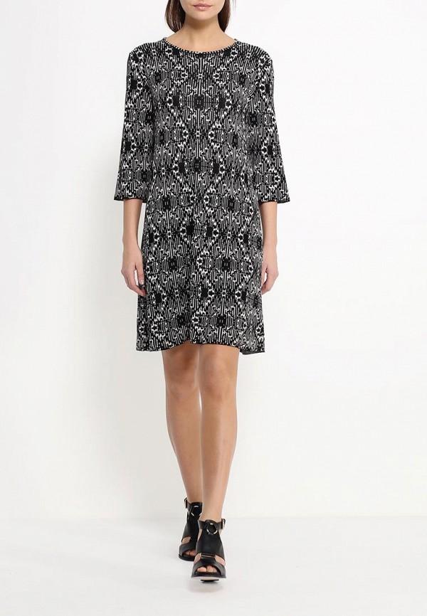 Платье-миди Benetton (Бенеттон) 1048V1802: изображение 2