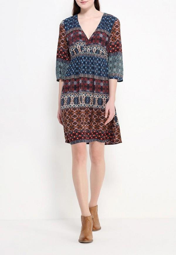 Платье-миди Benetton (Бенеттон) 4A8LSV6R5: изображение 2