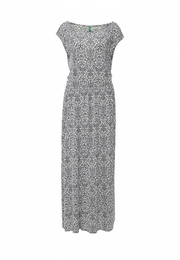 Платье-макси Benetton (Бенеттон) 3S1NV8201: изображение 1