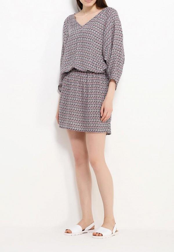 Платье-миди Benetton (Бенеттон) 4A0HSV283: изображение 2