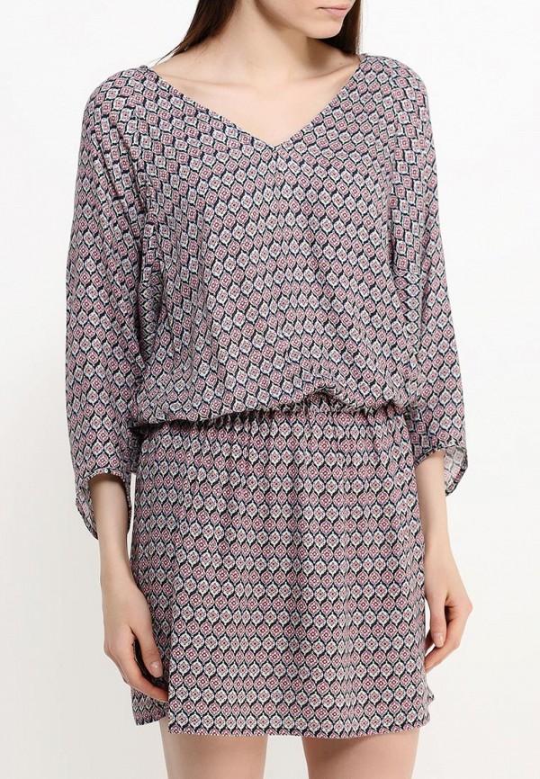 Платье-миди Benetton (Бенеттон) 4A0HSV283: изображение 3