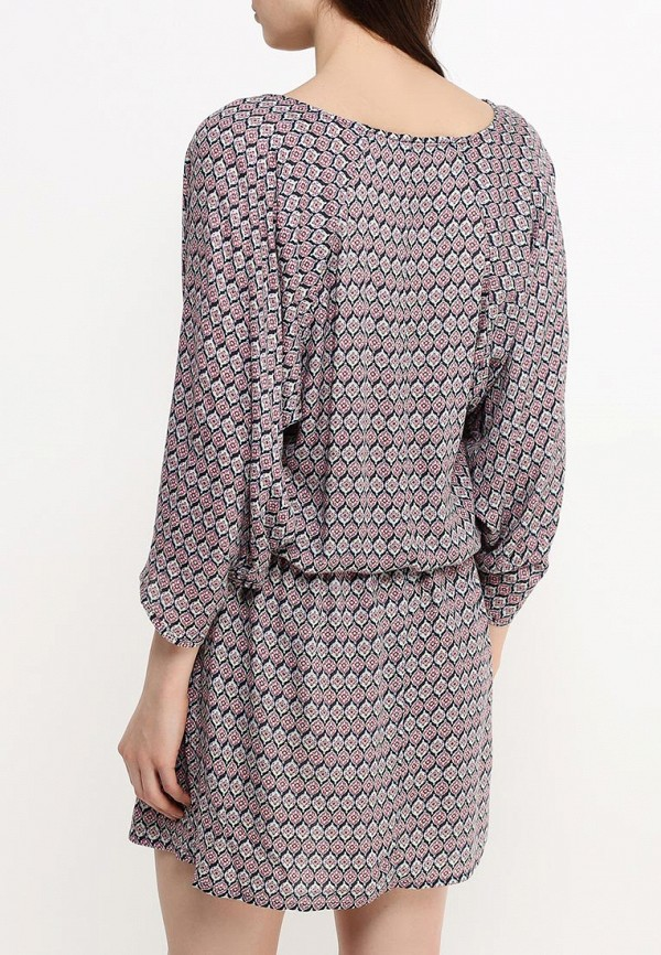 Платье-миди Benetton (Бенеттон) 4A0HSV283: изображение 4