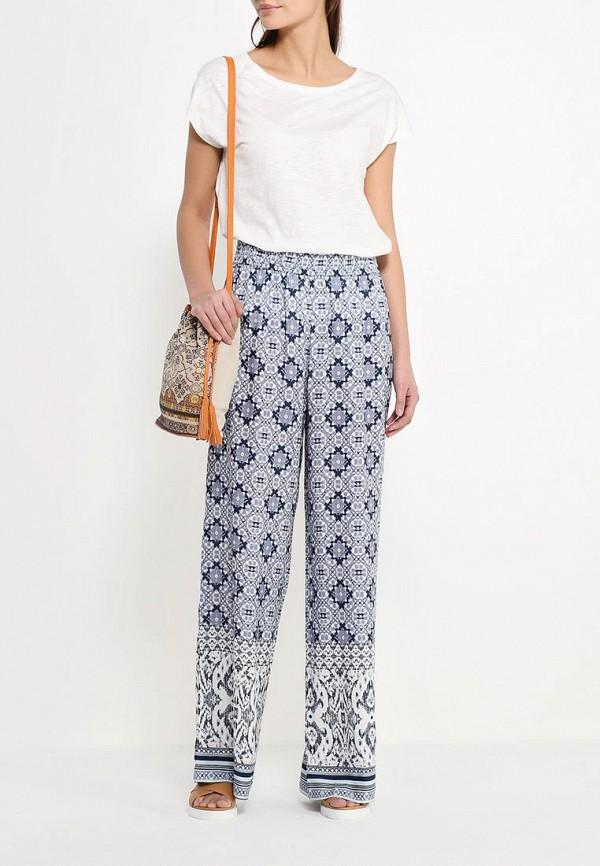 Женские широкие и расклешенные брюки Benetton (Бенеттон) 4A1HS52L4: изображение 2