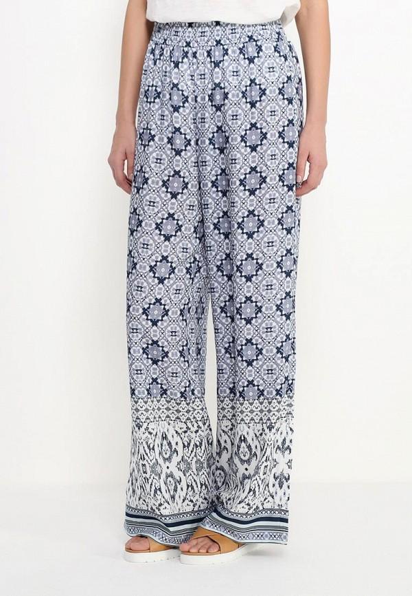 Женские широкие и расклешенные брюки Benetton (Бенеттон) 4A1HS52L4: изображение 3