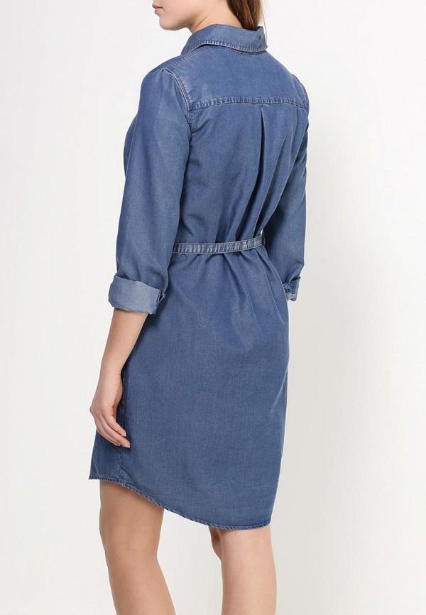 Платье-миди Benetton (Бенеттон) 4ABV5V6S3: изображение 4