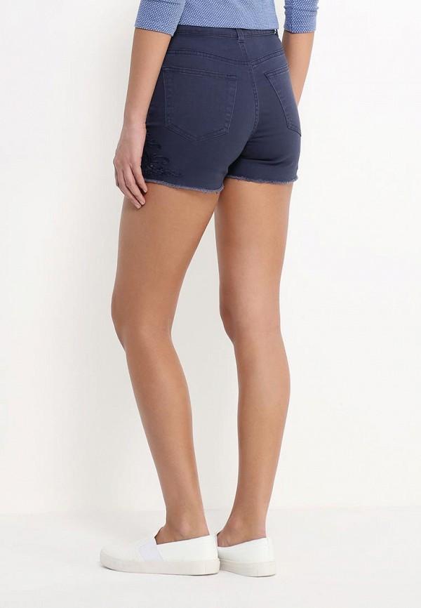 Женские джинсовые шорты Benetton (Бенеттон) 4TG2590I4: изображение 4