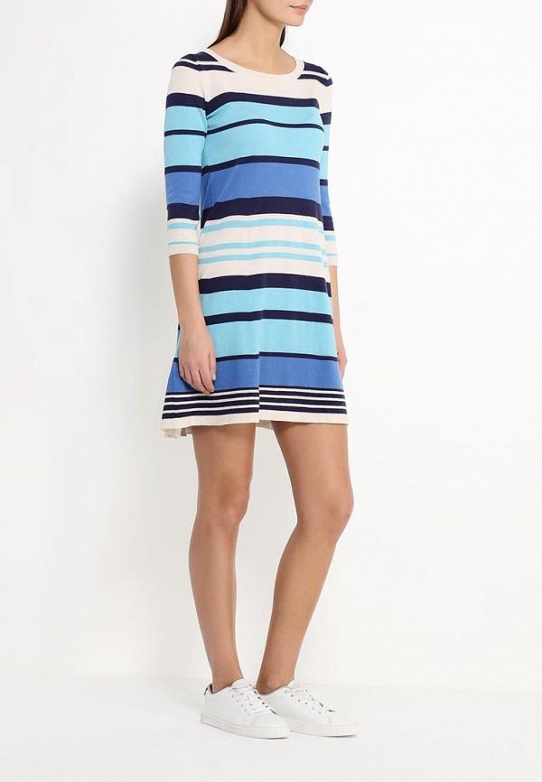 Платье-миди Benetton (Бенеттон) 1094V1682: изображение 2