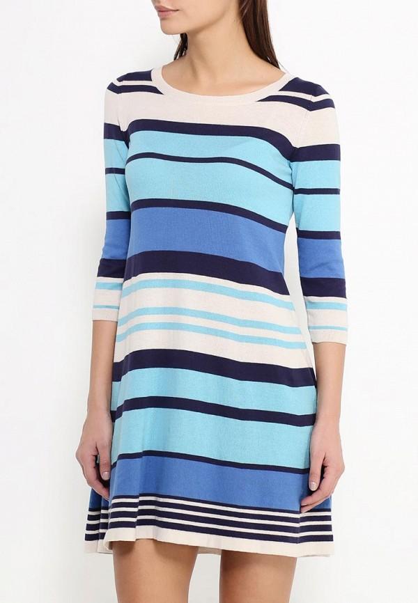 Платье-миди Benetton (Бенеттон) 1094V1682: изображение 3