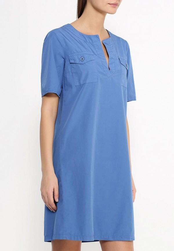 Платье-миди Benetton (Бенеттон) 4F31EV6O4: изображение 3