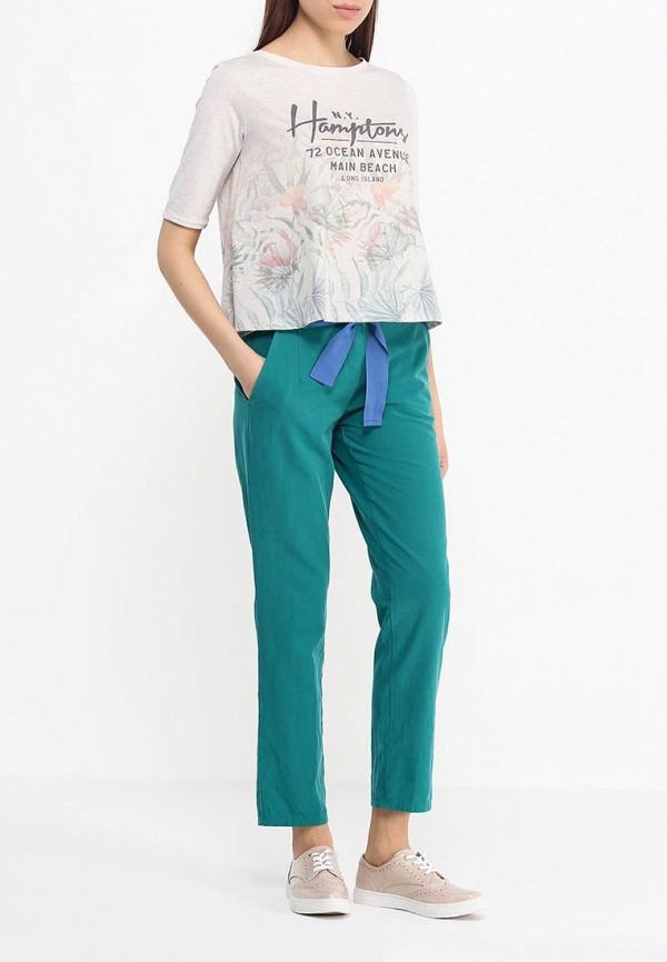 Женские зауженные брюки Benetton (Бенеттон) 4S0ML51T5: изображение 2