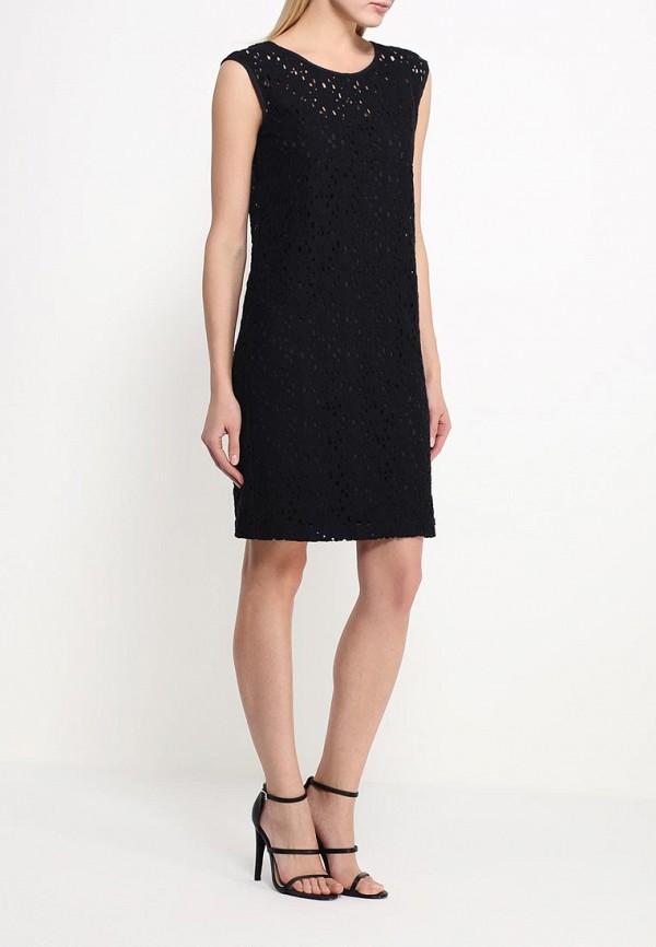 Платье-миди Benetton (Бенеттон) 4F2TSV6P5: изображение 2
