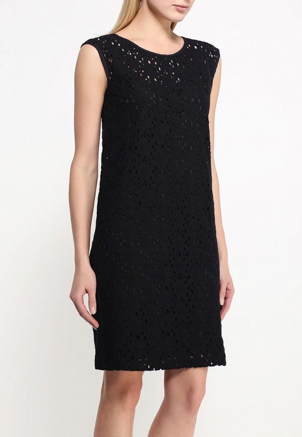 Платье-миди Benetton (Бенеттон) 4F2TSV6P5: изображение 3