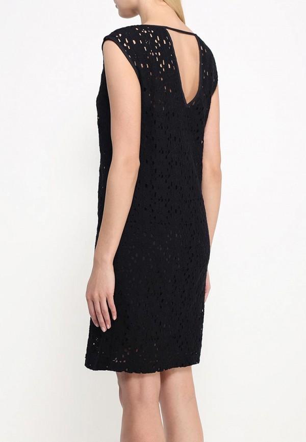 Платье-миди Benetton (Бенеттон) 4F2TSV6P5: изображение 4