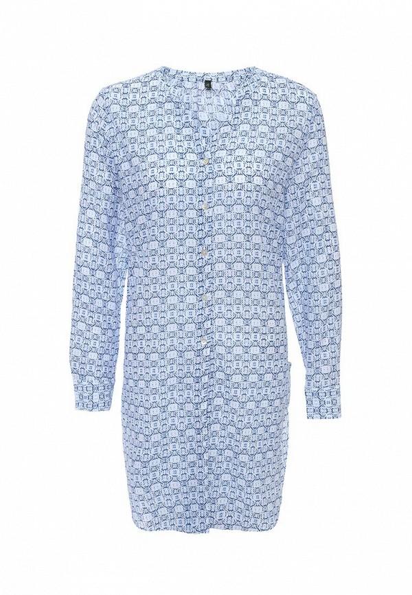 Платье-миди Benetton (Бенеттон) 5ALX5Q664: изображение 1