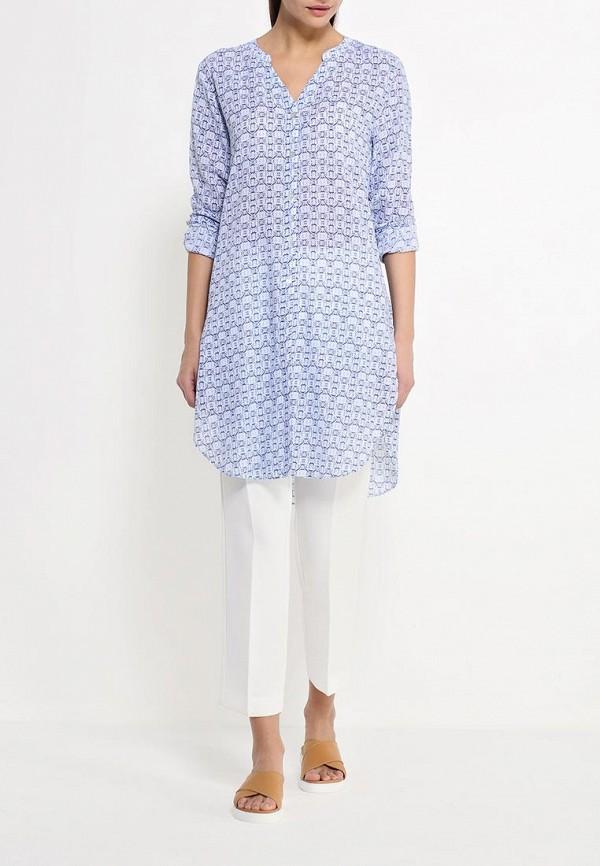 Платье-миди Benetton (Бенеттон) 5ALX5Q664: изображение 2