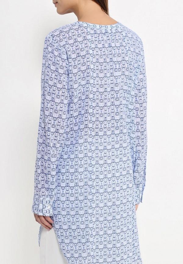 Платье-миди Benetton (Бенеттон) 5ALX5Q664: изображение 4