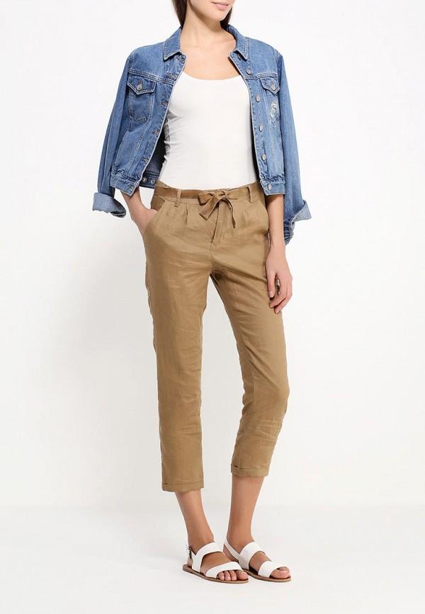 Женские повседневные брюки Benetton (Бенеттон) 4BML55425: изображение 2