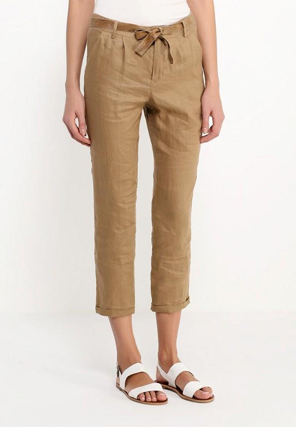 Женские повседневные брюки Benetton (Бенеттон) 4BML55425: изображение 3