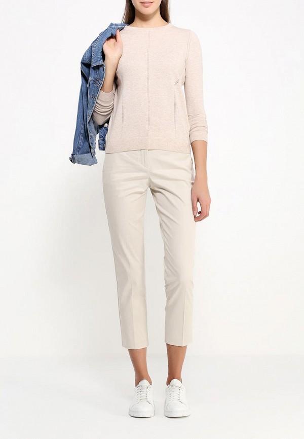 Женские повседневные брюки Benetton (Бенеттон) 4CCM550W4: изображение 2