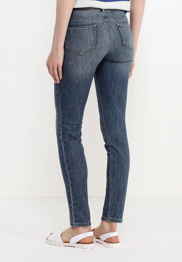 Зауженные джинсы Benetton (Бенеттон) 4DGB57104: изображение 4