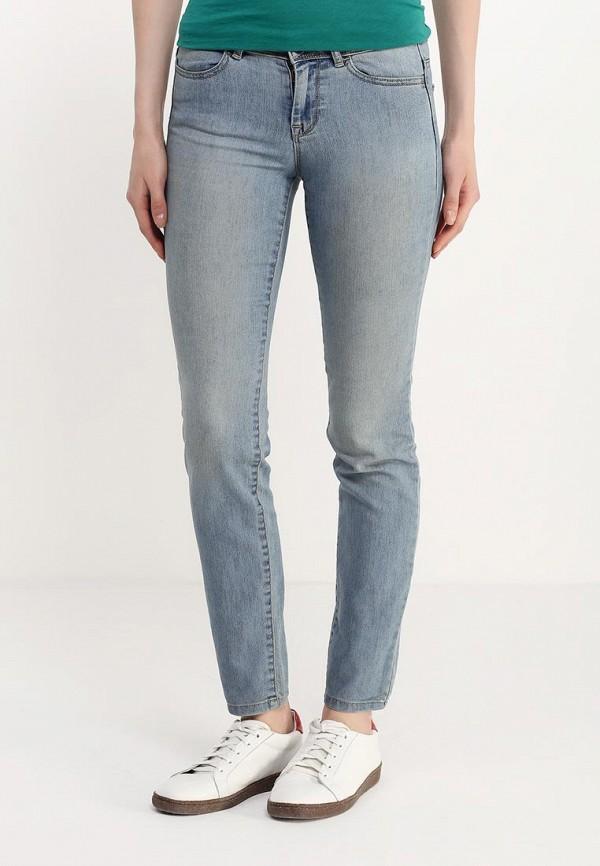Зауженные джинсы Benetton (Бенеттон) 4DGB57104: изображение 3