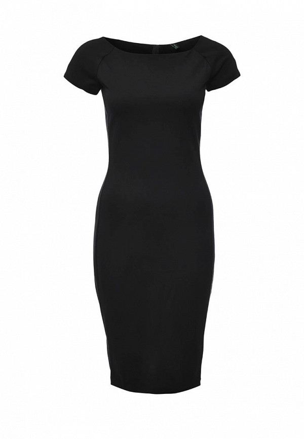 Платье-миди Benetton (Бенеттон) 4LQ25V4S3: изображение 1