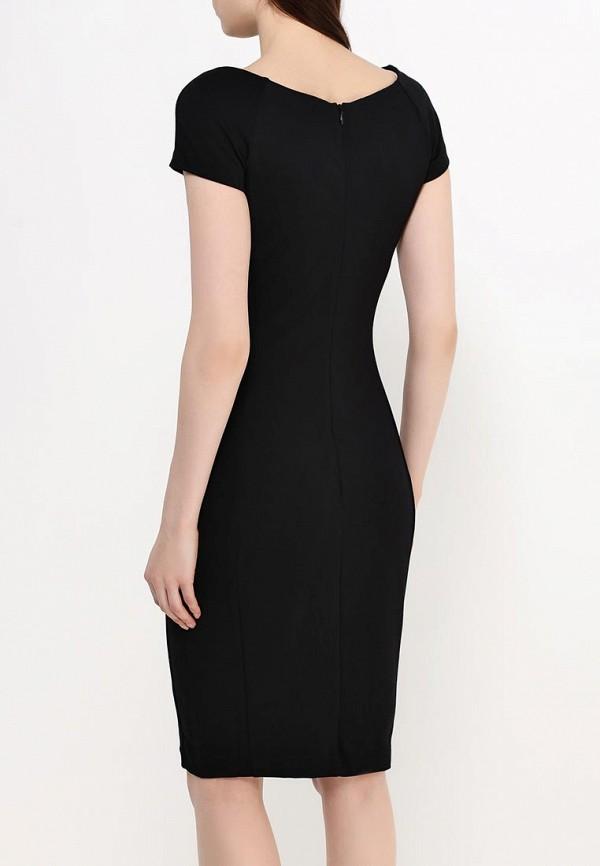 Платье-миди Benetton (Бенеттон) 4LQ25V4S3: изображение 4