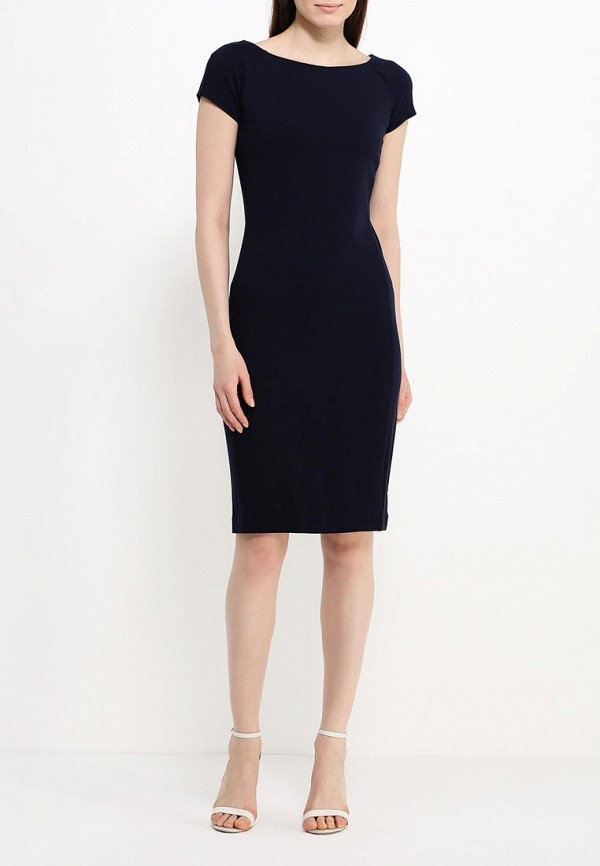 Платье-миди Benetton (Бенеттон) 4LQ25V4S3: изображение 2