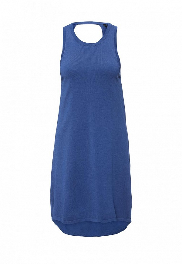 Платье-миди Benetton (Бенеттон) 14ENV8053: изображение 1