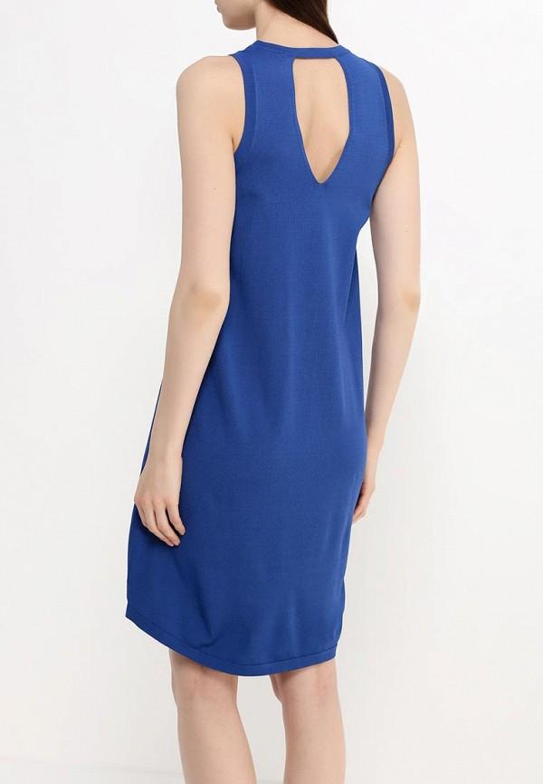 Платье-миди Benetton (Бенеттон) 14ENV8053: изображение 4