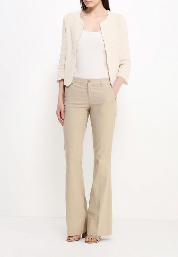 Женские широкие и расклешенные брюки Benetton (Бенеттон) 4AMN554M3: изображение 2