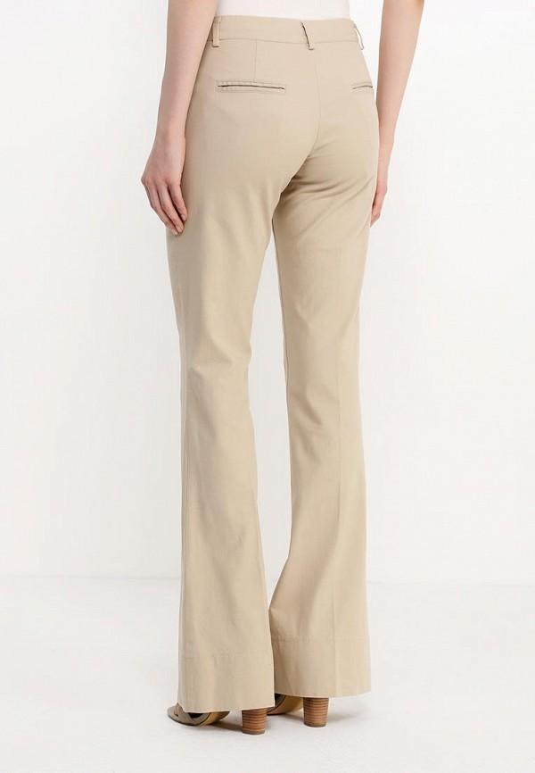 Женские широкие и расклешенные брюки Benetton (Бенеттон) 4AMN554M3: изображение 4