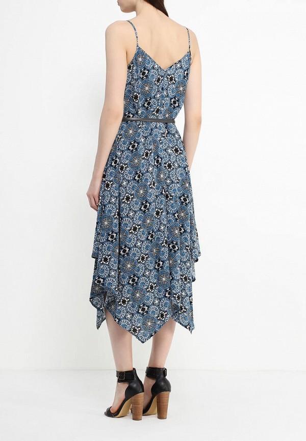 Платье-миди Benetton (Бенеттон) 4B3TSV6X3: изображение 8