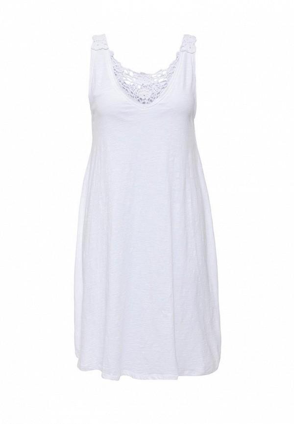Платье-миди Benetton (Бенеттон) 3NV47V065: изображение 1