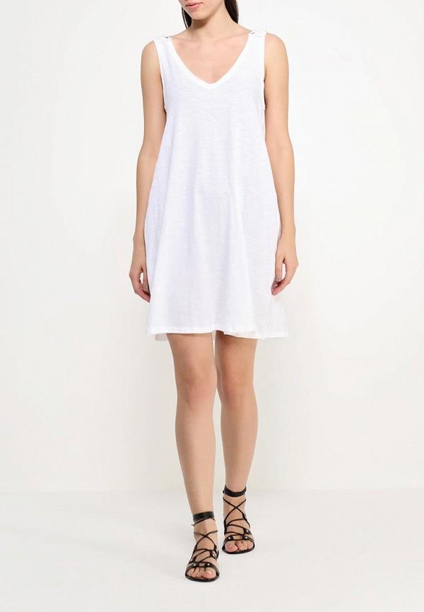 Платье-миди Benetton (Бенеттон) 3NV47V065: изображение 2