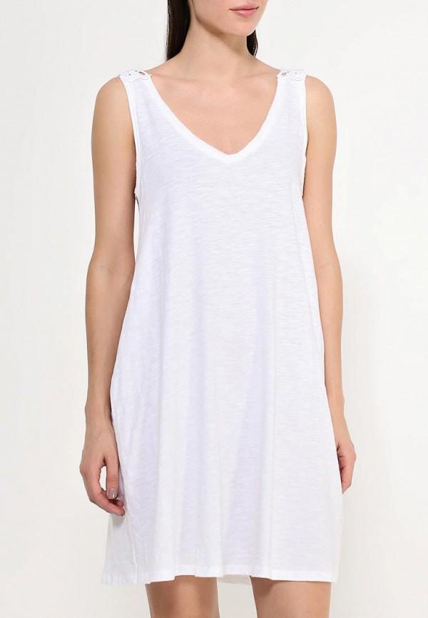 Платье-миди Benetton (Бенеттон) 3NV47V065: изображение 3