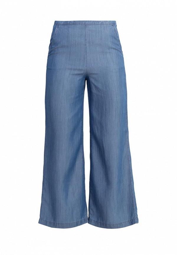 Женские широкие и расклешенные брюки Benetton (Бенеттон) 4S2RK54Q5: изображение 1