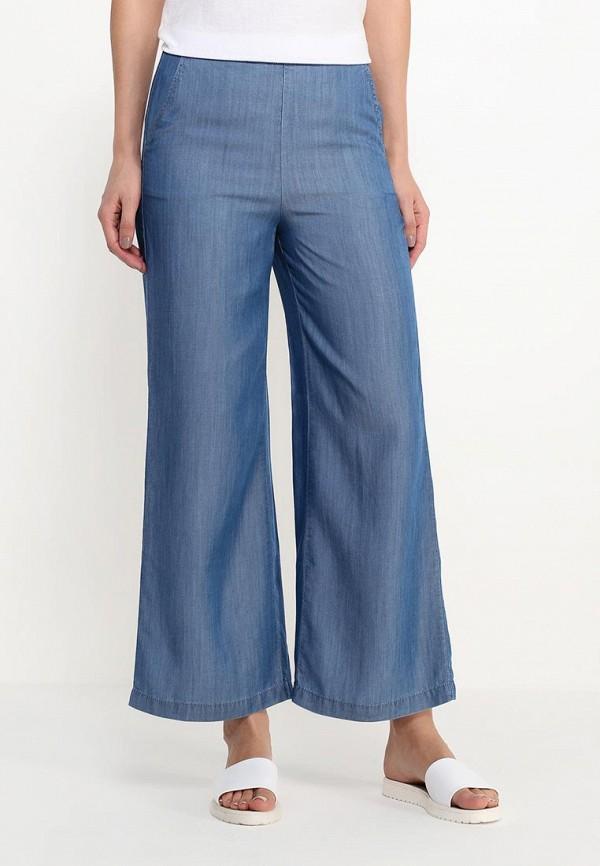 Женские широкие и расклешенные брюки Benetton (Бенеттон) 4S2RK54Q5: изображение 3