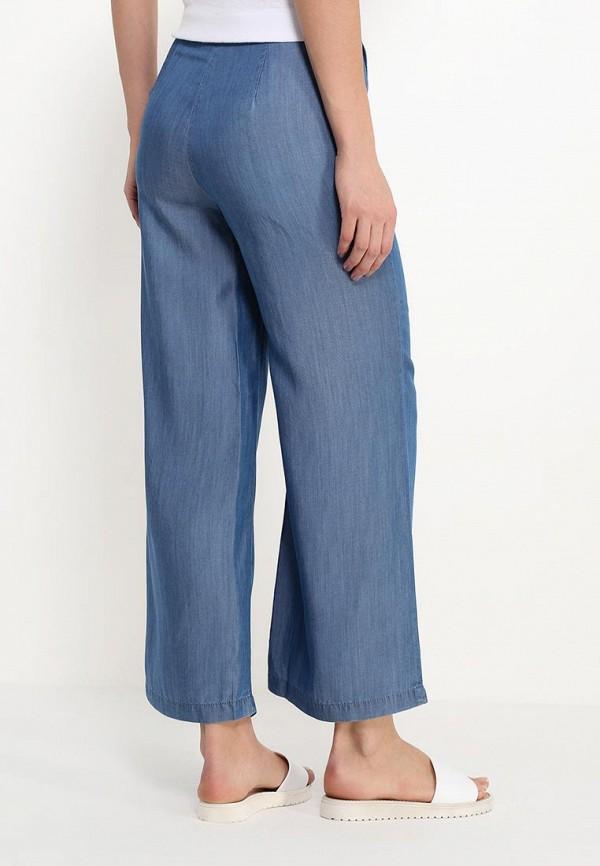 Женские широкие и расклешенные брюки Benetton (Бенеттон) 4S2RK54Q5: изображение 4