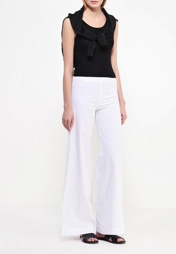 Женские широкие и расклешенные брюки Benetton (Бенеттон) 4I7ZL54N5: изображение 2