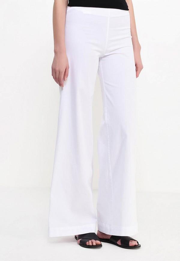 Женские широкие и расклешенные брюки Benetton (Бенеттон) 4I7ZL54N5: изображение 3