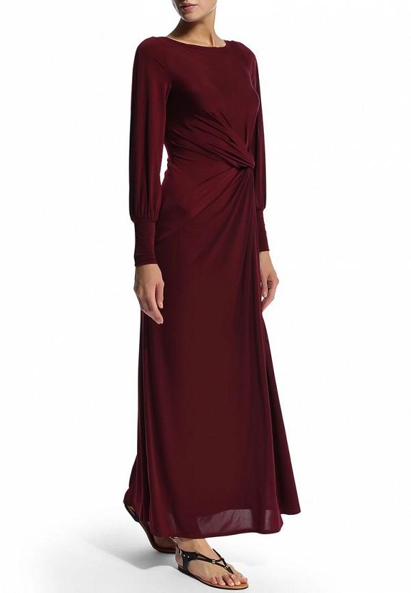 Платье-макси Be In Пл 63х-0256: изображение 3